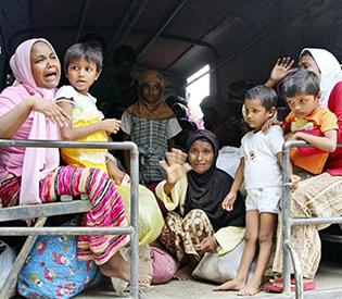 Indonesia Rohingya
