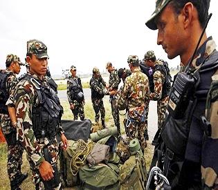 U.S. Marine helicopter found in Nepal with NO survivors