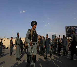 hromedia Afghan Official Says 19 Police Officers, 7 Soldiers Killed in Ongoing Taliban Siege intl. news2