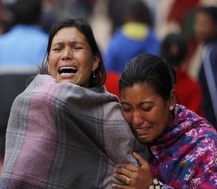 hromedia Another major 7.3-magnitude earthquake hits Nepal, epicenter near China border intl. news3