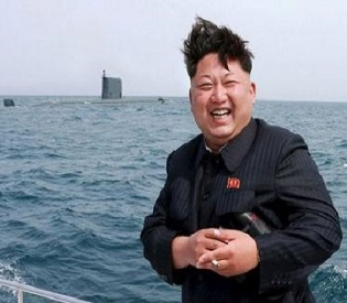 hromedia North Korea fires ballistic missile from submarine in new potential threat intl. news3