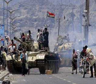 hromedia Over 120 die in Yemen as Houthis take key Aden district arab uprising2