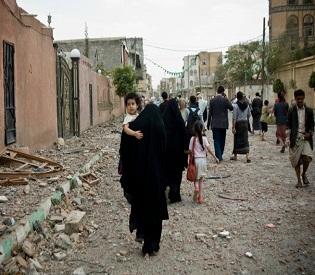 hromedia Air strikes kill 15 in Yemen attacks Houthi media arab uprising2