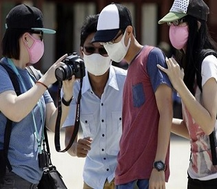 hromedia MERS outbreak kills four people in South Korea as fear grips Nation intl .news3