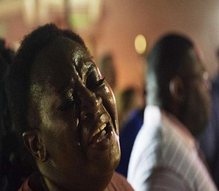 hromedia US Nine dead as white gunman opens fire at black church in South Carolina intl. news3
