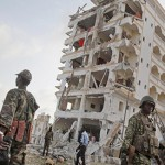 At least 13 dead in al Shabaab attack on Somali hotel