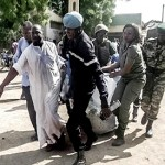 Bombs kill 29 as Nigerian leader says US hampering fight