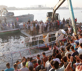 Egypt Nile boat accident death toll rises to 29
