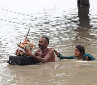 Pakistan Flooding