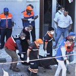 Turkey- Blast kills 30, wounds nearly 100 near Syrian border