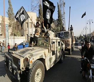 hromedia Iraq ISIS executes female Journalist in Mosul for Spying arab uprising2