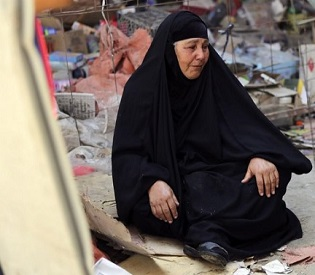 hromedia Iraqi officials Death toll in Diyala bombing rises to 130 arab uprising3