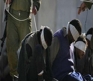 hromedia Israel authorises force-feeding of hunger-striking prisoners arab uprising2