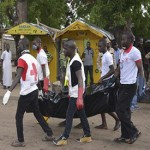 At least 47 dead in market bomb blast in NE Nigeria