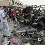 Bomb attacks in Iraq's Diyala kill at least 45- police