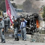 Car bomb explodes near Kabul airport, killing five
