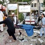 Kabul car bomb kills 12 including three Americans