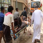 Rebel rockets kill 14 civilians in Yemen city- medics