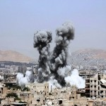 Syrian planes strike hospitals in rebel northwest, killing 11- MSF
