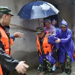 Typhoon Soudelor kills nine in China- state media