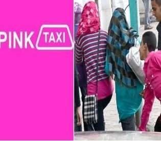 hromedia Egypt Pink taxis seek to put brakes on harassment of women arab uprising3