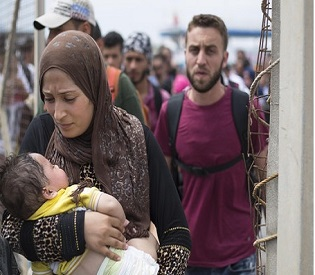hromedia Germany, France urge unified EU response to refugee crisis eu news2