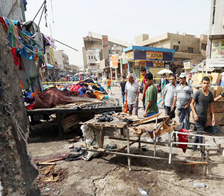 2 suicide attacks in Baghdad kill at least 21 people - Iraq