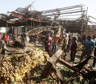 Bombings kill in Baghdad 2