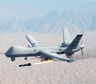 Drone strike in Yemen