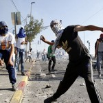 Israel PM vows 'war' on stone-throwers after riots