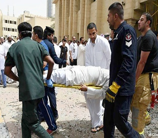 Kuwaiti court sentences 7 to death over mosque bombing