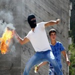 Palestinians clash with Israeli forces on 'day of rage'