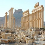 Experts and locals scrambling to document Syria's heritage