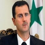 U.S. says Assad must go, timing down to negotiation