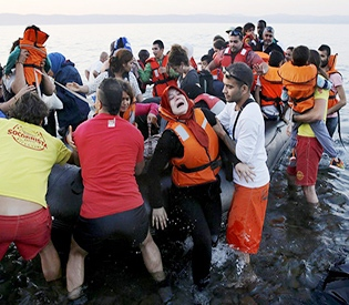 EUROPE-MIGRANTS/GREECE