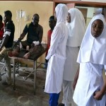 Death toll hits 117 after NE Nigeria bombings, medics
