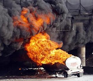 oil tanker-explosion sudan