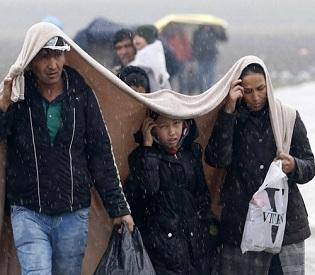 hromedia Aid workers warn looming Balkan winter threatens migrant children eu news4
