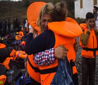 hromedia Greece says 22 die in migrant boat sinkings in Aegean Sea eu crisis3