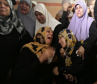 hromedia Israeli soldiers and settler kill four Palestinians in latest violence arab uprising2