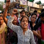 New Delhi reels after rapes of girls aged two and five