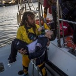 Seven children die after migrant boats sink off Greece