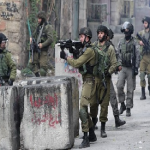 Two Palestinians killed by Israeli troops- hospital