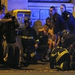 Gunmen kill more than 120 in wave of attacks across Paris