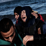 13 children among at least 22 migrants drowned off Greece