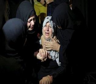 hromedia 72-year-old Palestinian woman shot dead by Israeli forces arab uprising2