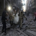 Air strikes kill 23 in Islamic State Syrian 'capital'