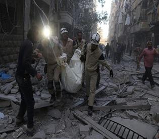 hromedia Air strikes kill 23 in Islamic State Syrian 'capital' arab uprising2