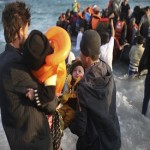 Six infants among 19 drown as migrant boat capsizes off Greek island
