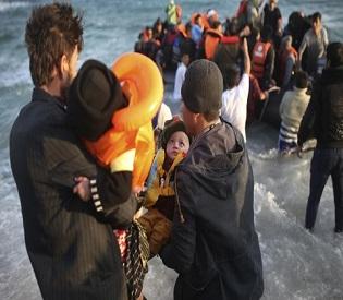 hromedia greece migrants ship drowning3